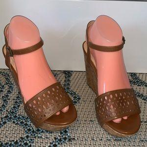 BCBGeneration PL-Pippi Brown  Sandals  37.5/7.5.